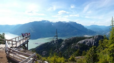 Photo of Tourist Attraction Sea to Sky Gondola at 36800 Highway 99, Squamish, Br V8B 0B6, Canada