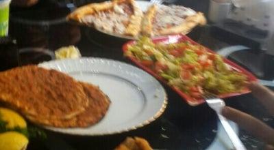 Photo of Mediterranean Restaurant Mısırlı Lahmacun at Kanatlı Caddesi (doktorlar Caddesi), Turkey