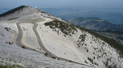 Photo of Mountain Mont Ventoux at D974, Mont Ventoux 84410, France