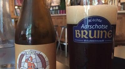 Photo of Beer Garden Aarschotse Bruine Café at Elisabethlaan 103, Aarschot 3200, Belgium