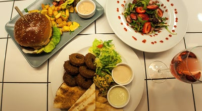 Photo of Vegetarian / Vegan Restaurant mama tierra at Ακαδημίας 84, Athens 106 78, Greece