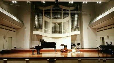 Photo of Concert Hall Aula Nova at Święty Marcin, Poznań, Poland