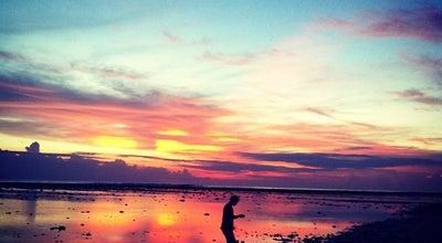Photo of Beach Sunset point at Gili Trawangan, Lombok, Indonesia