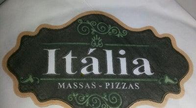 Photo of Italian Restaurant Itália Massas e Pizzas at R. Dr. João Colin, 2287, Joinville 89204-002, Brazil