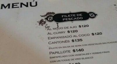 """Photo of Steakhouse Anchor's 59 """"Seafood & Steak"""" at Calle 59 O América, San Francisco De Campeche, Mexico"""