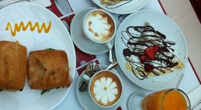 Photo of Coffee Shop The Crêpe Café at Av. Andrés Bello 2447, Loc. 5149, Santiago, Chile