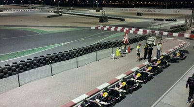 Photo of Racetrack Bahrain International Karting Circuit at Bahrain International Circuit, P.O.Box 26381 Bahrain, Bahrain