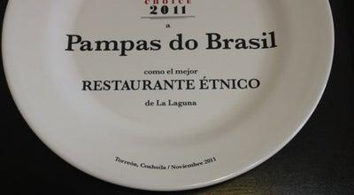 Photo of Brazilian Restaurant Pampas Do Brasil at Paseo De La Rosita, Torreón, Mexico