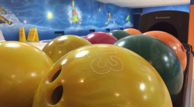 Photo of Bowling Alley Боулинг «Вишнёвая гора» at Саратов, Russia