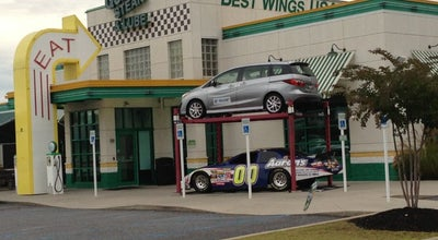 Photo of Wings Joint Quaker Steak & Lube® at 10 Chrome Dr, Greenville, SC 29615, United States