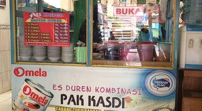 Photo of Ice Cream Shop Es Duren Kombinasi at Jl. Dr. Soeparno No. 28 (utara Smea Swagaya), Purwokerto, Indonesia
