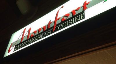 Photo of Mediterranean Restaurant Montfort Mediterranean Cuisine at 400, Grimsby, On, Canada