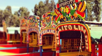 Photo of Lake Lago De Xochimilco at Mexico