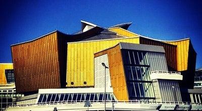 Photo of Concert Hall Philharmonie at Herbert-von-karajan-str. 1, Berlin 10785, Germany