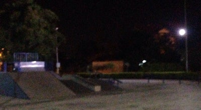 Photo of Skate Park Skatepark Batu Pahat at Batu Pahat, Malaysia