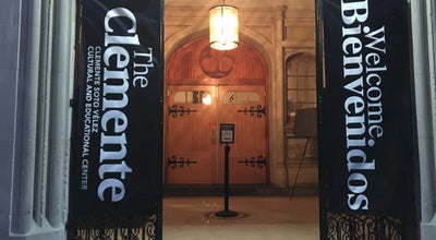 Photo of Music Venue Clemente Soto Vélez Cultural Center at 107 Suffolk St, New York, NY 10002, United States