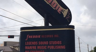 Photo of Music Venue Freddie Records & Recording Studios at 5979 S Staples St, Corpus Christi, TX 78413, United States