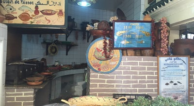 Photo of Fish and Chips Shop Restaurant Populaire Javeur De Poisson at Tangier, Morocco