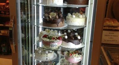 Photo of Bakery Padaria Tranza at Av. Álvaro Guimarães, 681, São Bernardo do Campo 09890-003 , Brazil