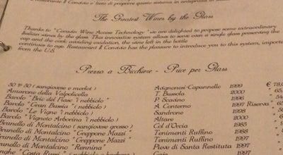 Photo of Italian Restaurant Il Convivio Troiani at Vicolo Dei Soldati 31, Rome 00186, Italy