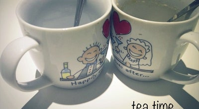 Photo of Cafe Tea Time at Pusat Perdagangan Pontian, Pontian District, Malaysia
