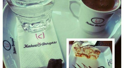 Photo of Coffee Shop Kahve Deryası at Bahçelievler Mahallesi , 100.yıl Caddesi , Yenisu Sokak, Balıkesir 10050, Turkey