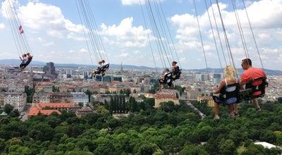 Photo of Theme Park Praterturm at Straße Des 1. Mai, Vienna, Austria