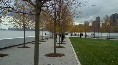 Photo of Park Four Freedoms Park at 1 Fdr Four Freedoms Park, New York, NY 10044, United States