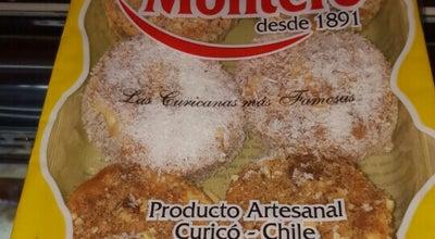 Photo of Dessert Shop Torta curicana montero at Arturo Prat 659, Curico, Chile