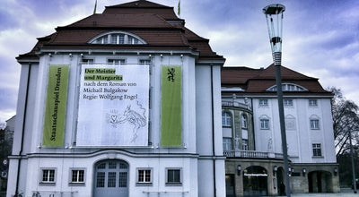 Photo of Theater Schauspielhaus at Theaterstr. 2, Dresden 01067, Germany