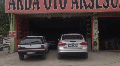 Photo of Art Gallery arda oto aksesuar at Sanayi Sitesi, Elazig, Turkey