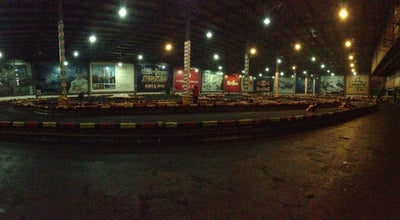 Photo of Racetrack Disc Go-Karting Club at 809 Zaoyang Lu, Shanghai, Ch 200060, China