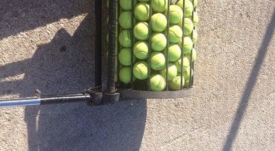 Photo of Tennis Court Δημοτικά Γήπεδα Τέννις at Πλαζ Βοτσαλάκια, Πειραιάς 185 35, Greece