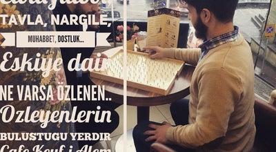 Photo of Cafe Keyf-i Alem at Şeyh Cami Yanı Meydan, Rize 53100, Turkey