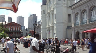 Photo of Park Jackson Square, New Orleans at 622 Conti St, New Orleans, LA 70130, United States