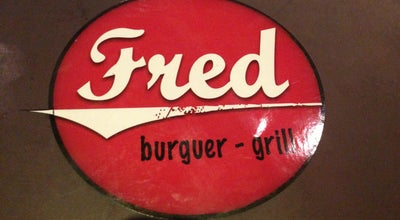 Photo of Burger Joint Fred Burguer-Grill at Av. T-4, Goiânia 74823-390, Brazil