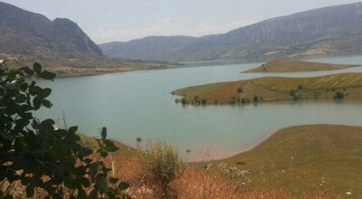 Photo of Lake Kılıçkaya Barajı at Turkey