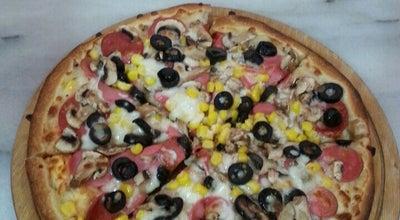 Photo of Pizza Place Pasaport Pizza at Paşacık Mh. 1601. Sk. No:5, Aksaray 68100, Turkey