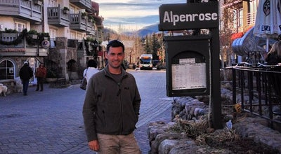 Photo of German Restaurant Alpenrose Restaurant at 100 E Meadow Dr Ste 25, Vail, CO 81657, United States