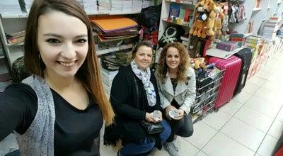 Photo of Bookstore Şahin Kırtasiye at Turkey