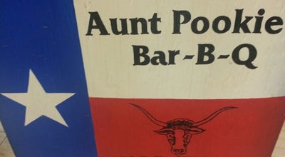 Photo of BBQ Joint Aunt Pookie's B-B-Q at 1450 W Sam Houston Pkwy N, Houston, TX 77043, United States