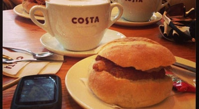 Photo of Coffee Shop Costa Coffee at 23 Market Pl., Macclesfield SK10 1DY, United Kingdom