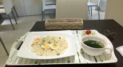 Photo of Cafe めがね会館 2F カフェ at 新横江2-3-4, 鯖江市, Japan