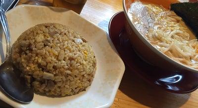 Photo of Ramen / Noodle House ラーメン四丁目食堂 at 西16条南4丁目, 帯広市, Japan