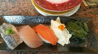 Photo of Sushi Restaurant 海鮮アトム 鯖江店 at 柳町4-714, 鯖江市, Japan