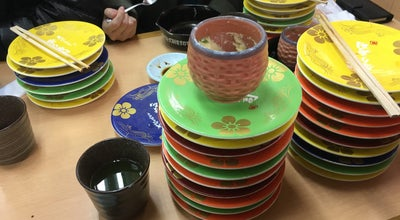 Photo of Sushi Restaurant 廻る寿し 祭り 国分寺店 at 国分寺町新名654-3, 高松市 769-0104, Japan