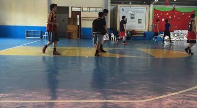 Photo of Basketball Court Gualandi at Balatas Road, Naga City, Philippines