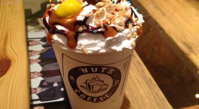Photo of Coffee Shop Nuts&Coffee at Ул. Хакурате, 3, Krasnodar 350000, Russia