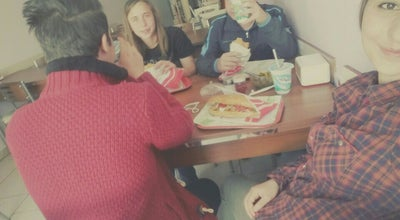 Photo of Steakhouse acıktım fast food at Hanlarönü, Turkey