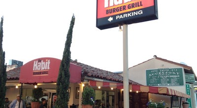 Photo of Burger Joint The Habit at 5735 Hollister Ave, Goleta, CA 93117, United States